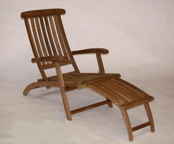 Teak Steamer Chair Usa